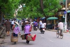 Hanoi, Straßenbild
