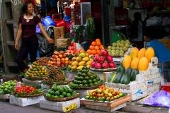 Hanoi, Früchtestand