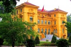 Hanoi, Ehemaliger Palast des französischen Generalgouverneurs