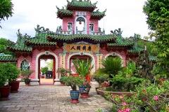 Hoi An, Tor zur Fujian-Versammlungshalle