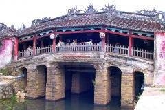 Hoi An, Japanische Brücke