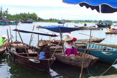 Hoi An, Hafen am Song Thu Bon