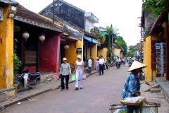 Hoi An, Alte Wohn- und Geschäftshäuser
