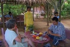 Mekong-Delta, Wir lassen uns die Früchte schmecken