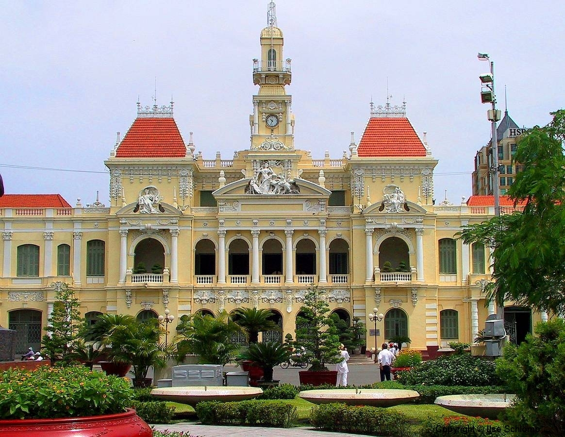 Saigon, Altes Rathaus