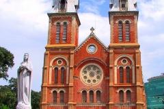 Saigon, Kathedrale Notre-Dame