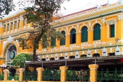 Saigon, Hauptpostamt