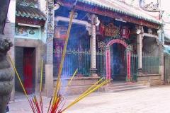 Saigon, Chua Thien Hau-Pagode